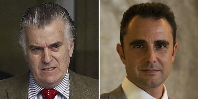 Luis Bárcenas y Hervé Falciani.