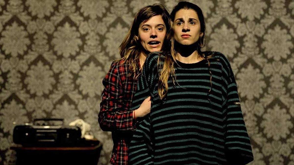 María Rodríguez y Diana Torné, en 'La marca preferida de las hermanas Clausman'