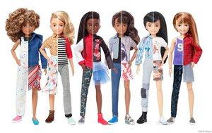 Mattle lanza los muñecos de género neutro, con 6 modelos con múltiples posibilidades para 'customizar'.