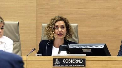 """Batet transmite que Torra tiene todo el """"derecho"""" a hablar de autodeterminación con Sánchez"""