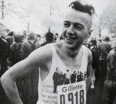 El 'runner' Joe Strummer