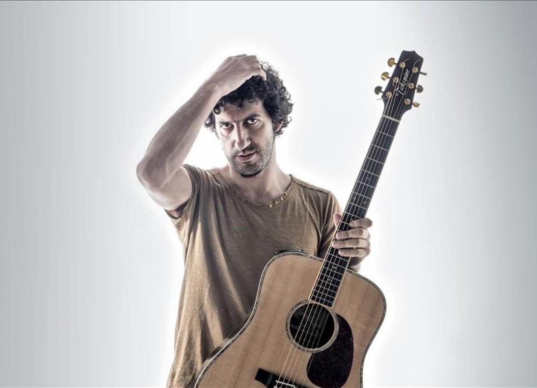 El cantautor Marwan.