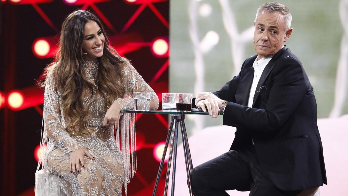 Noemí Salazar y Jordi González en 'GH VIP'.