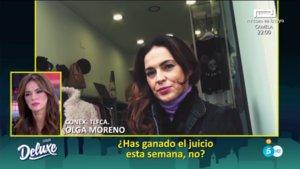 Olga Moreno, próxima invitada de 'Sábado Deluxe'.