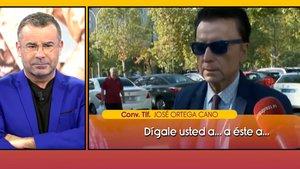 """El enfado de Ortega Cano tras cuestionarse su orientación sexual: """"Soy un hombre de los pies a la cabeza"""""""