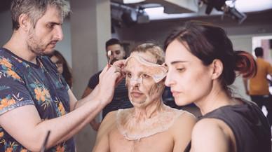 Goya 2018: ellos también maquillan