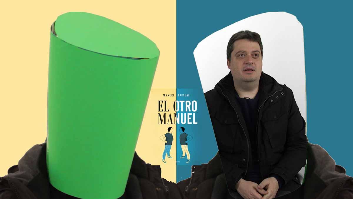 El otro Manuel se reencuentra con Bartual.