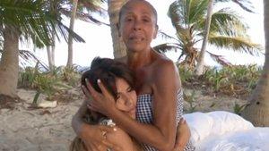 Isabel Pantoja es posa a plorar al retrobar-se amb la seva filla a 'Supervivientes'
