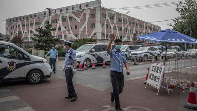 Alerta màxima a la Xina davant d'un rebrot del coronavirus a Pequín