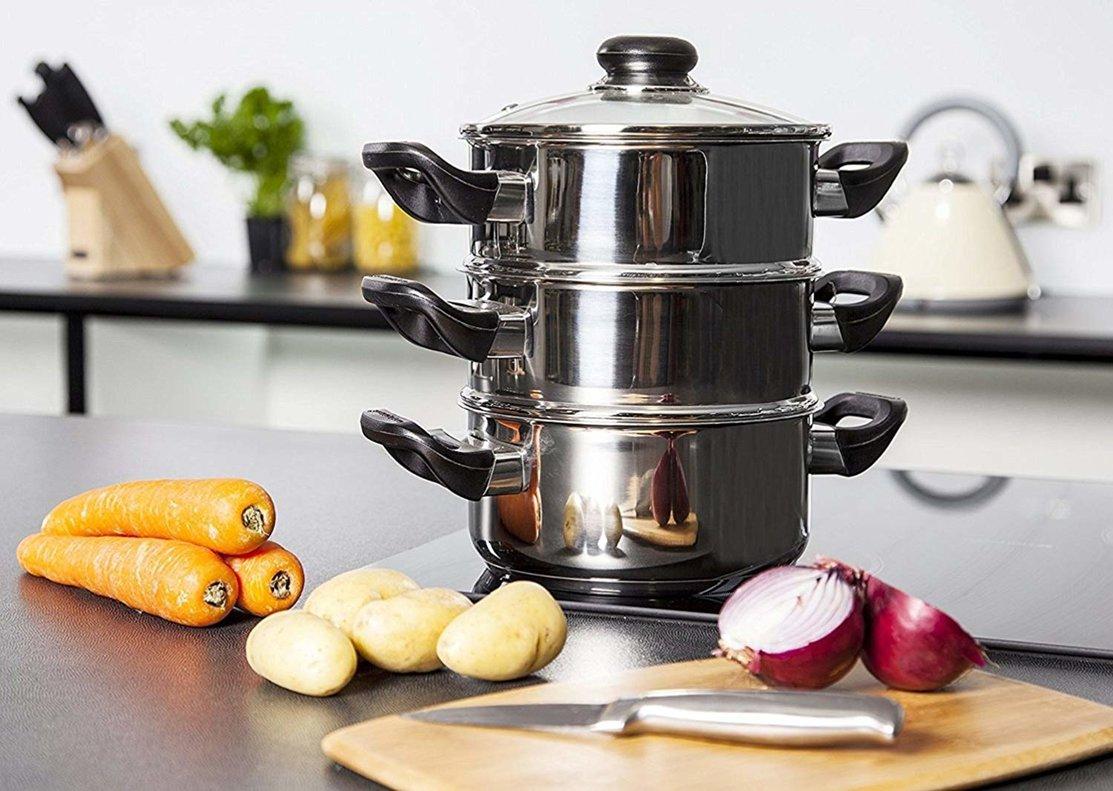 ¿Todavía piensas que la cocina al vapor es sosa y aburrida?