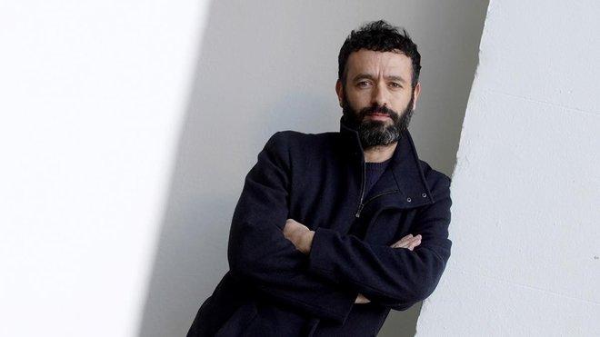 Rodrigo Sorogoyen, fotografiado esta semana en Madrid