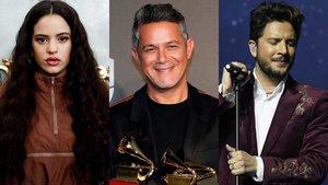 Rosalía, Alejandro Sanz y Manuel Carrasco, nominados en la I edición de los Premios Odeón.