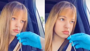 El criticado test del coronavirus que Rosalía se ha hecho 'malamente'