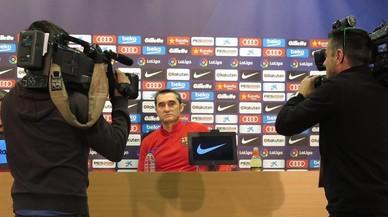 """Valverde: """"Cada vegada estic més content amb el meu equip"""""""