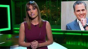 """Sandra Sabatés responde a Vox: """"Quien no reconoce la violencia machista la está perpetuando"""""""