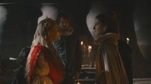 Olivia Chenery y Rebeca Scott, protagonistas de la serie histórica Reinas que estrenará pronto TVE.