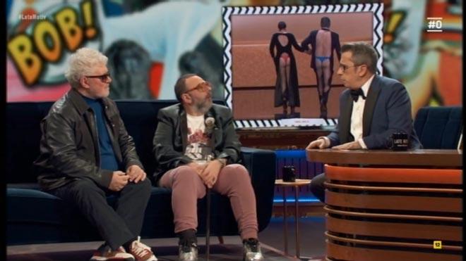 El millor dels Goya: el cul de Buenafuente