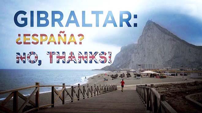 Emotivo reportaje sobre Gibraltar en el 30 minuts de TV-3.
