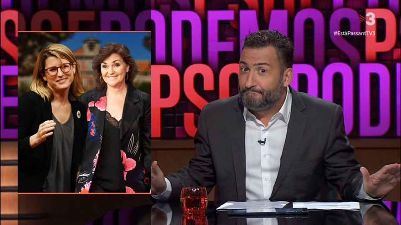 Toni Soler en Està passant (TV-3).