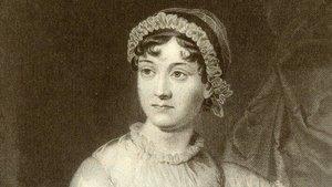 Supuesto retrato de Jane Austen realizado en 1869.