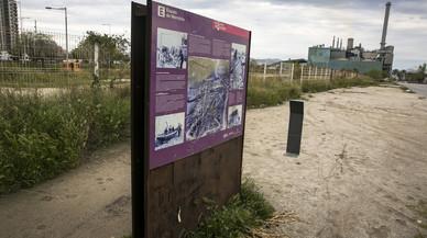 Un grupo inversor quiere construir un hotel en el Camp de la Bota
