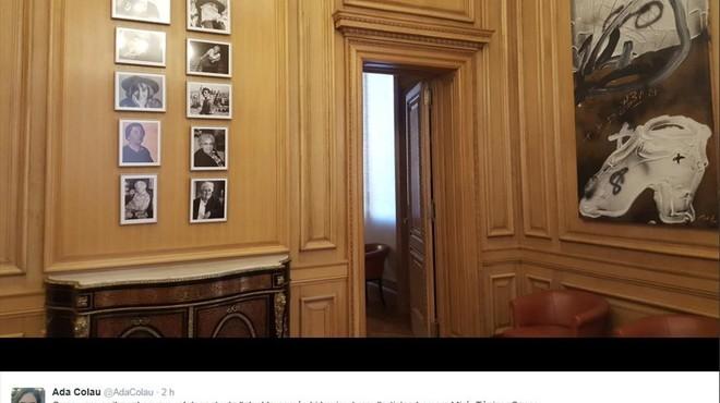 ¿Quiénes son las mujeres ilustres del despacho de Ada Colau?