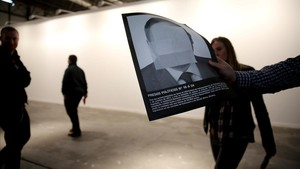 Una imagen de la feria Arco, donde se ha vetado una obra en una exposición.