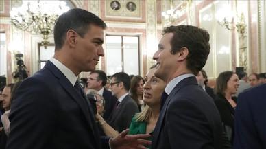 El PSOE y el PP se alían para resucitar la comisión territorial del Congreso