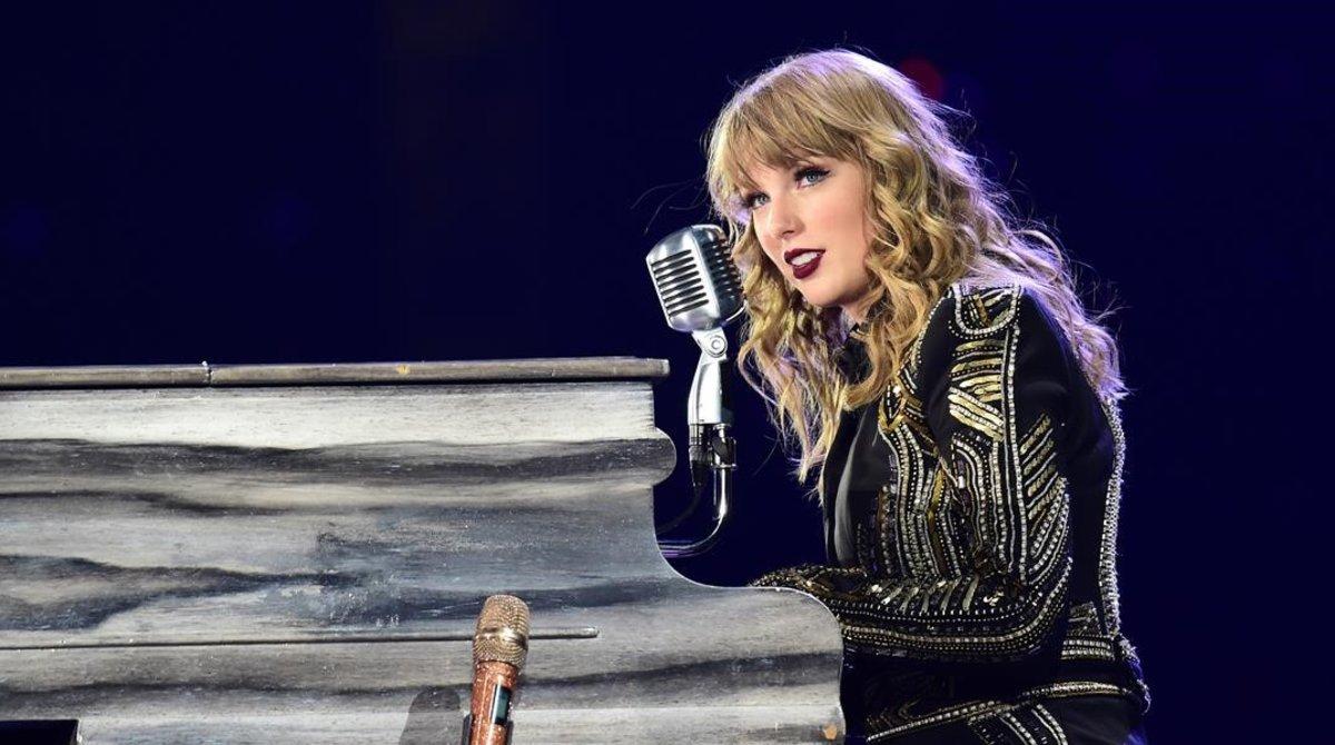 Taylor Swift usó reconocimiento facial para detectar acosadores en concierto