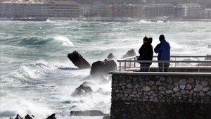 Protección Civil advierte del peligro de los hinchables tras la supuesta desaparición de dos turistas