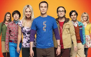 'The Big Bang Theory'.