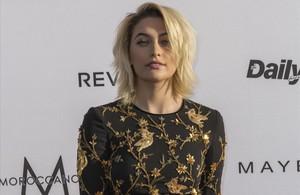 Paris Jackson, el pasado 2 de abril, en la gala anual de la moda de Los Ángeles.