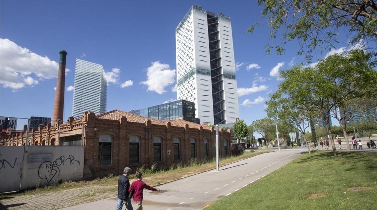 L 39 hospitalet acoger un centro universitario sobre medicina tradiciona - Pisos en hospitalet centro ...