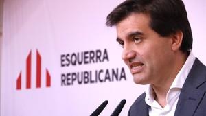 """ERC vol formar Govern abans de Sant Jordi per """"superar"""" el 155"""