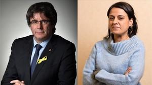 Dilluns de tensió per l'agenda internacional de Puigdemont i Gabriel