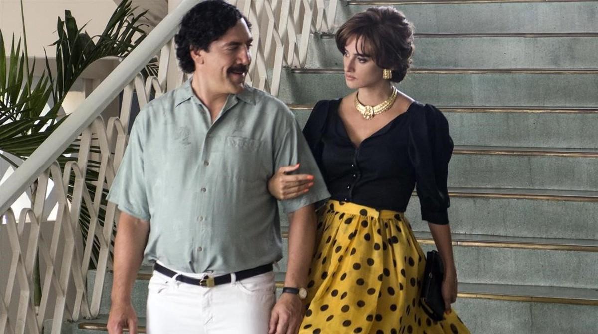 Tothom estima Pablo Escobar