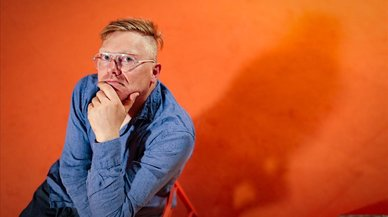 """Jón Gnarr: """"Me cabrea que me digan lo que debo hacer"""""""