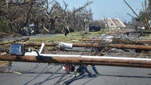 Ascendeixen fins a 11 les víctimes mortals causades per l'huracà 'Michael' als EUA
