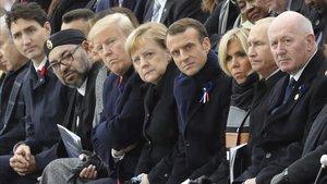 Un centenari per reivindicar el multilateralisme davant Trump