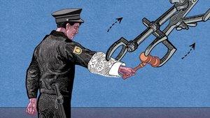 Los policías no son jueces