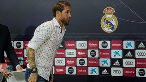 Esperpent amb Sergio Ramos
