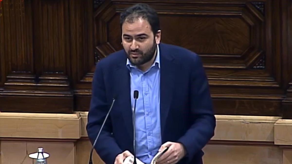 Sánchez Costa es postula com a president de Societat Civil Catalana