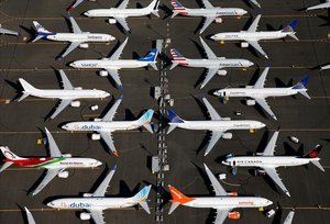 Boeing inspeccionarà els 737 Max sense entregar després de trobar objectes estranys als dipòsits