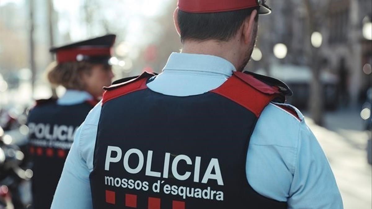 Detingut un home per violència masclista a Mataró