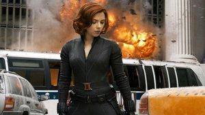 Scarlett Johansson, en 'Viuda Negra'.