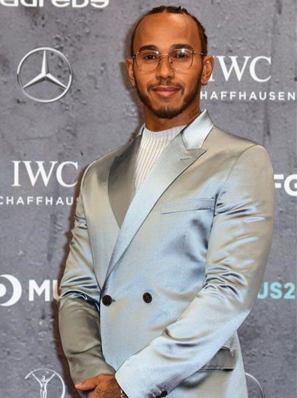 El inglés Lewis Hamilton, supercampeón de Fórmula 1.