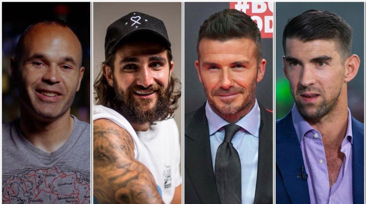 Esportistes que surten de l'armari de la salut mental