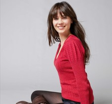 Una imagen de archivo de la actriz Zooey Deschanel.