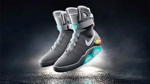 Nike fabricará las Nike Mag, las deportivas autoajustables de Regreso al futuro, que serán realidad en la primavera del 2016