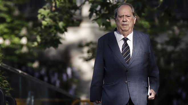 Prenafeta declara en el judici a Pretòria acusat de cobrar comissions